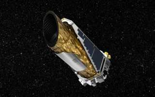 Планета Кеплер — двойник Земли