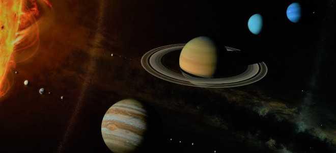 Как происходит рождение планет