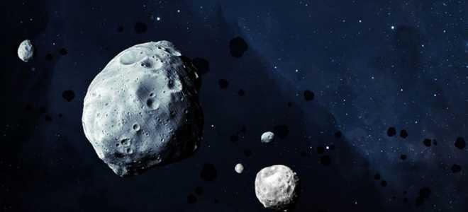Околоземный астероид Икар