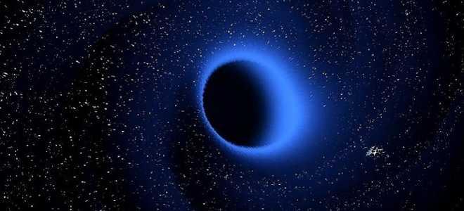 Теория чёрных дыр