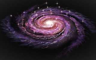 Спиральные Рукава Млечного пути