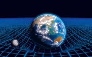 Взаимное притяжение Земли и Луны