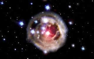 Переменные звезды, их типы и отличия от обычных звезд