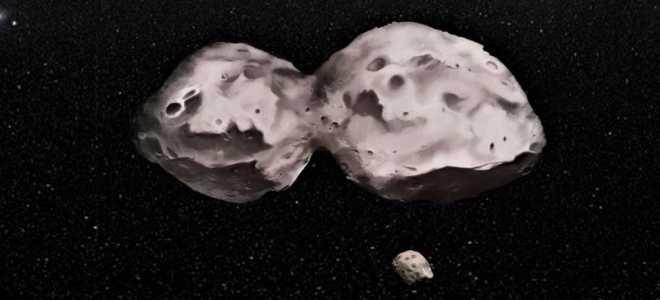 Астероид Гектор