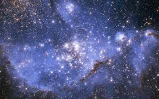 Основные характеристики звёзд