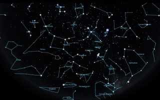 Созвездия — чудесные объекты нашего неба