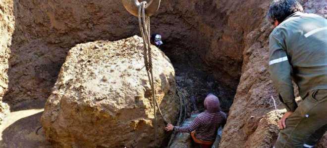 Поиск метеоритов и как он осуществляется