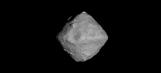 Форма и размер астероидов