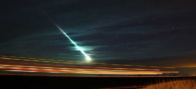Взрыв метеорита и его общепринятая теория