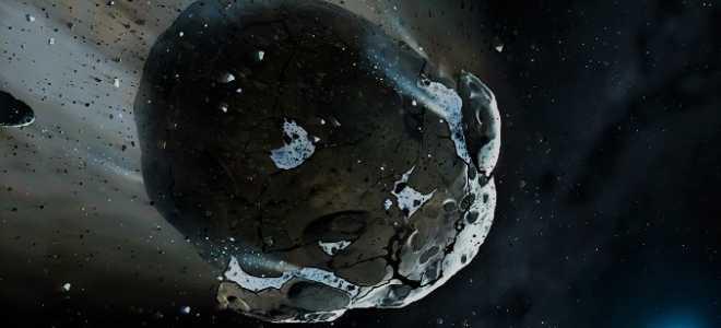 Астероид Ида и его спутник Дактиль