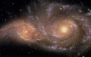 Расстояние до Андромеды и её координаты