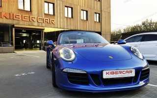 KIBERCAR — центры №1 по дооснащению премиальных авто