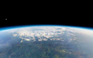 Атмосфера Земли — оболочка планеты, уходящая в космос
