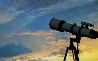 Разновидности и особенности телескопов