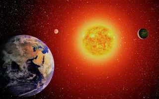 Орбита Земли — путь, по которому движется планета