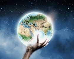Адрес планеты Земля в космическом пространстве
