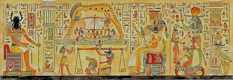 Египетские божества