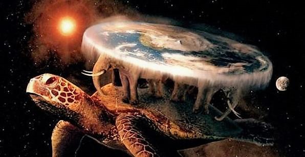 Представление Земли древними народами Индии