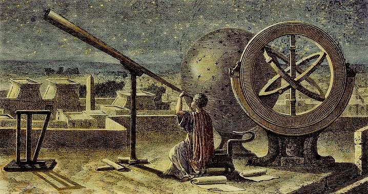 Античная астрономия