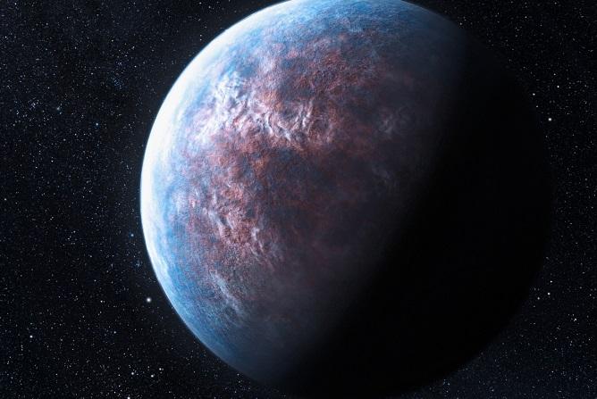 Экзопланета Глизе 667 С с