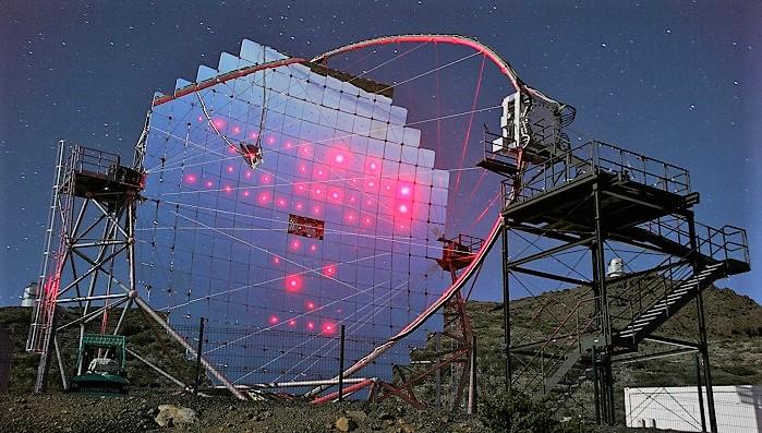 Гамма телескоп Hess