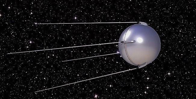 """Первый искусственный спутник """"Спутник-1"""""""