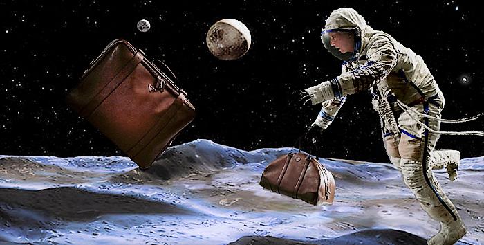 Путешествие по космосу