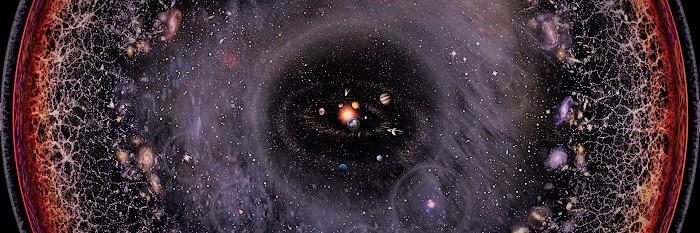 Вселенная - единое целое
