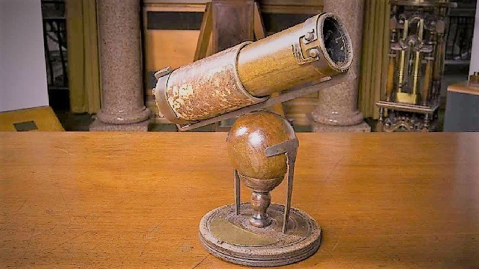 Зеркальный телескоп Ньютона