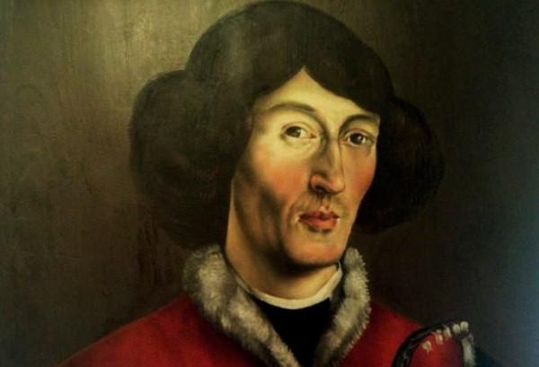 Портрет Николая Коперника