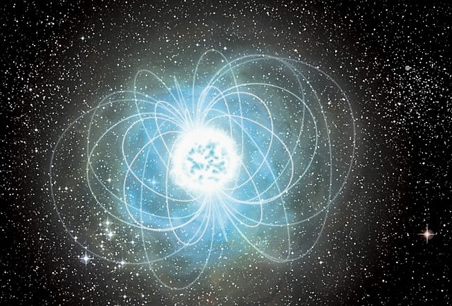 Представление магнетара