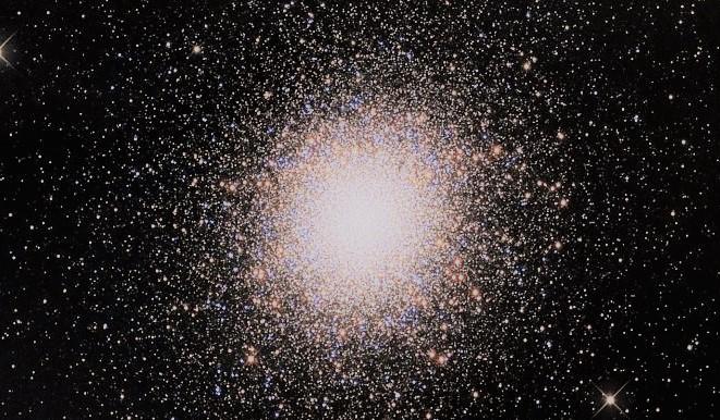 Шаровое скопление звезд
