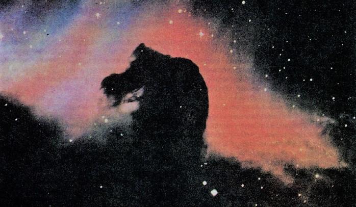 Темная туманность Конская Голова