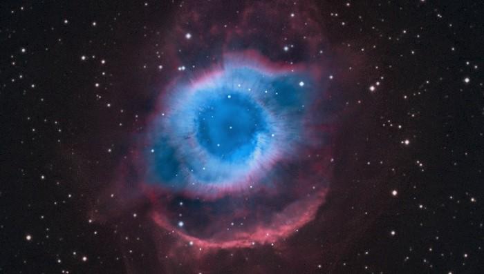 Туманность Глаз Бога (Улитка)