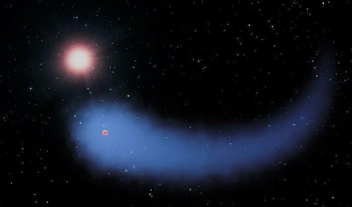 Экзопланета Глизе 436