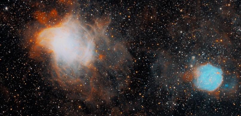 NGC346 (другое обозначение — ESO 51-SC10)
