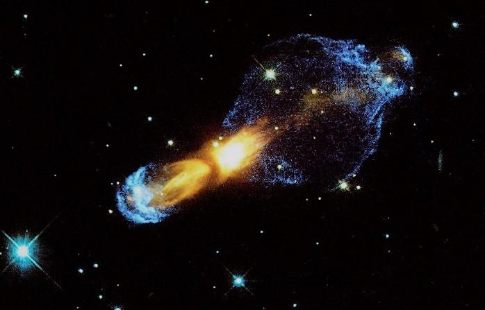 Протопланетная туманность Тухлое Яйцо