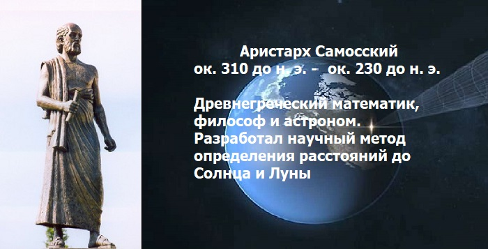 Аристарх Самосский
