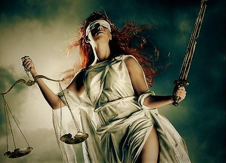 Богиня Дике (изображение)