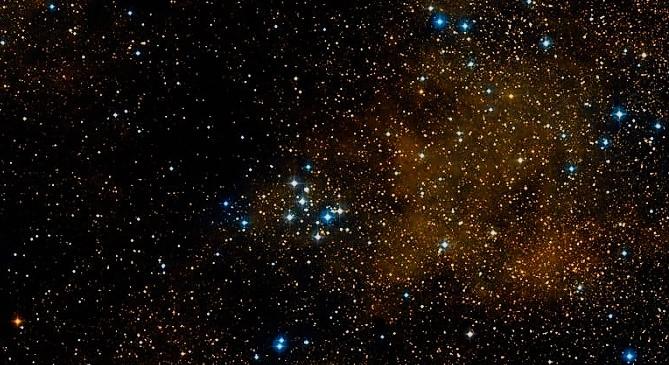 M 29 (рассеянное скопление)