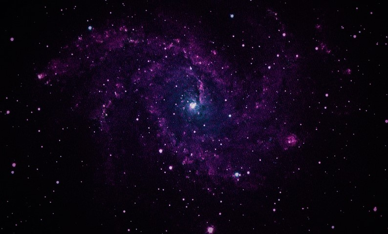 NGC 6946 или галактика Фейерверк