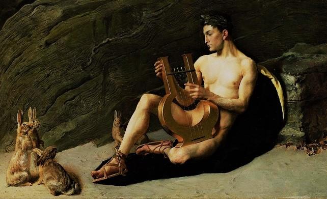 Орфей в мифологии