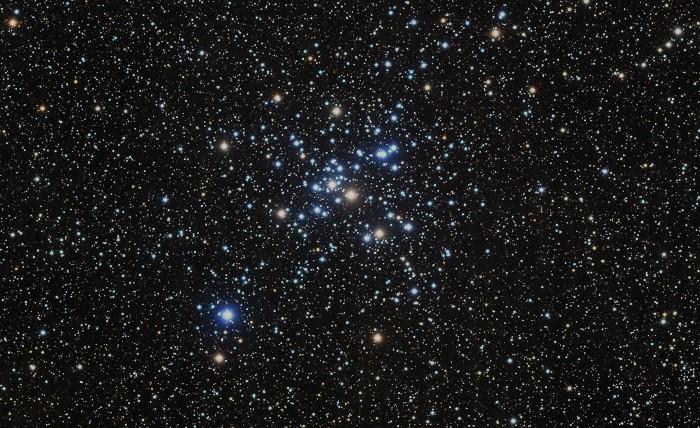 Открытое скопление Мессье 41