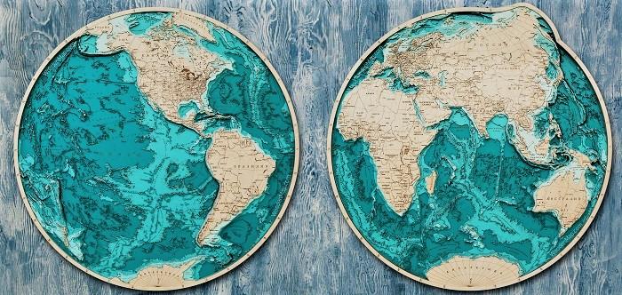 Полушария Земли