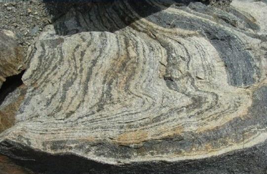 Серые гнейсы - древнейшая порода