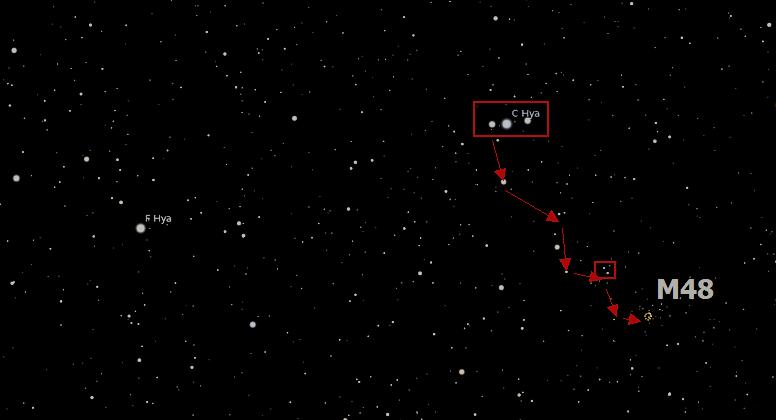Скопление M48