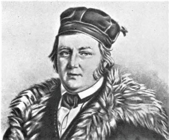 Василий Яковлевич Струве (1793-1864)
