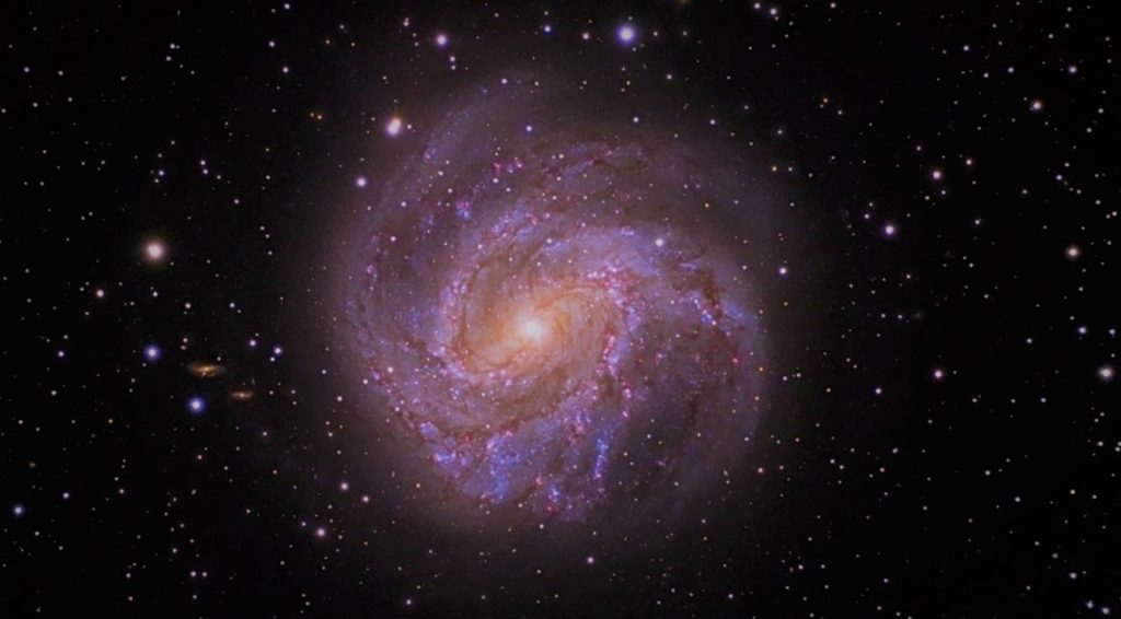 Южная Вертушка (M83)