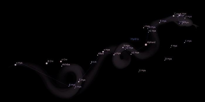 Звёзды Гидры