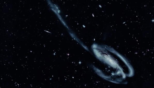 Галактика Головастик
